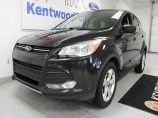 Used 2014 Ford Escape SE FWD ecoboost with heated power front seats, keyless entry and a back up cam for sale in Edmonton, AB