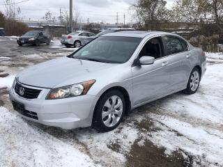 Used 2009 Honda Accord EXL for sale in Cambridge, ON