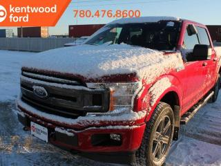 New 2020 Ford F-150 XLT 302A, 4X4 Supercrew, 3.5l Ecoboost, Auto Start/Stop, Cruise Control, Pre-Collision Assist, Rear View Camera, Remote Keyless Entry, Trailer Tow Package, Navigation for sale in Edmonton, AB