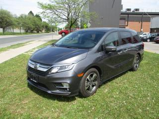 Used 2018 Honda Odyssey EX-L Navi~8 PASS~LEATHER~SUNROOF~ALL POWER OPTIONS for sale in Toronto, ON