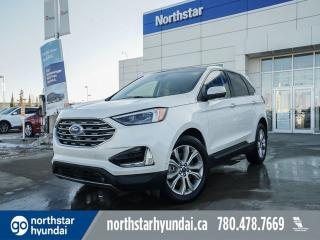 Used 2019 Ford Edge Titanium for sale in Edmonton, AB