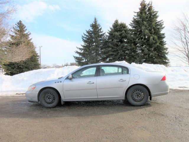 2009 Buick Lucerne CXL V6 3.9L