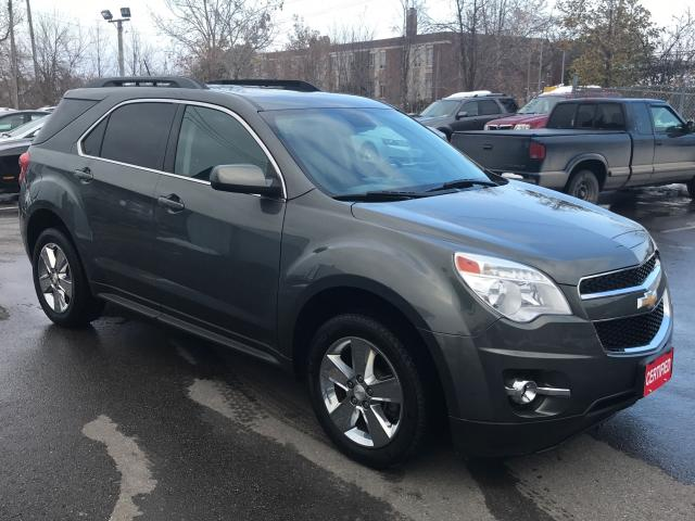 2013 Chevrolet Equinox 2LT ** BACKUP CAM, AUTOSTART , HTD LEATH  **