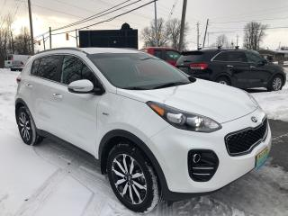 Used 2019 Kia Sportage EX Premium With Only 14600 km for sale in Perth, ON