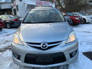 Used 2010 Mazda MAZDA5 GT/Navi/Leather /Safety included Price for sale in Toronto, ON