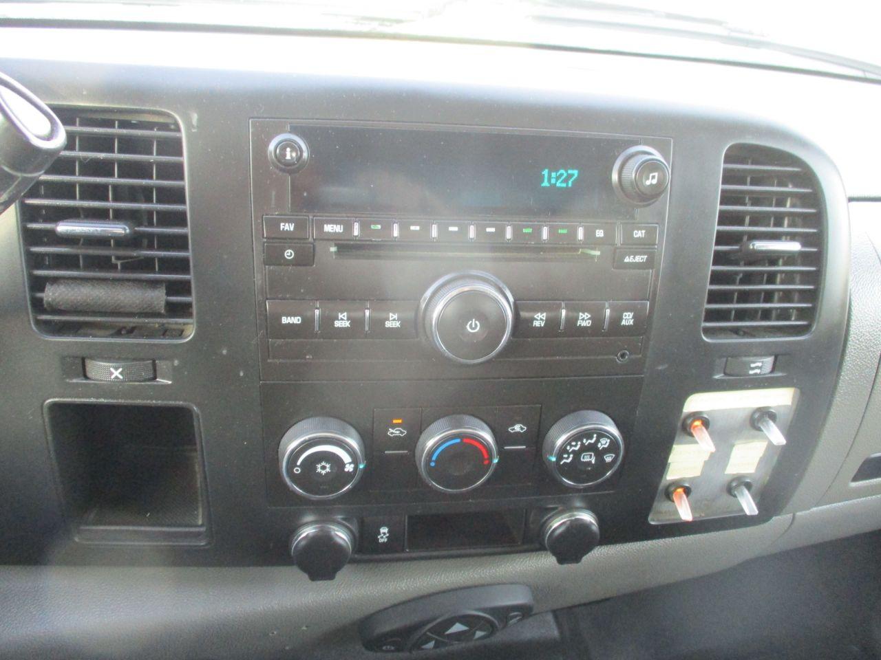 2013 Chevrolet Silverado 2500