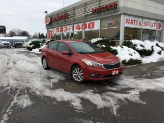 Used 2016 Kia Forte LX+ for sale in Port Dover, ON