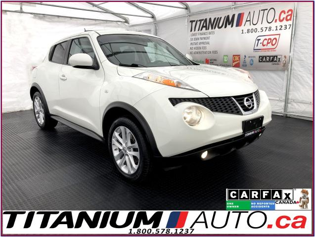 2011 Nissan Juke SL+AWD+GPS+Camera+Sunroof+Leather Heated Seats+ECO