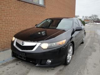 Used 2010 Acura TSX LEATHER / SUNROOF for sale in Oakville, ON