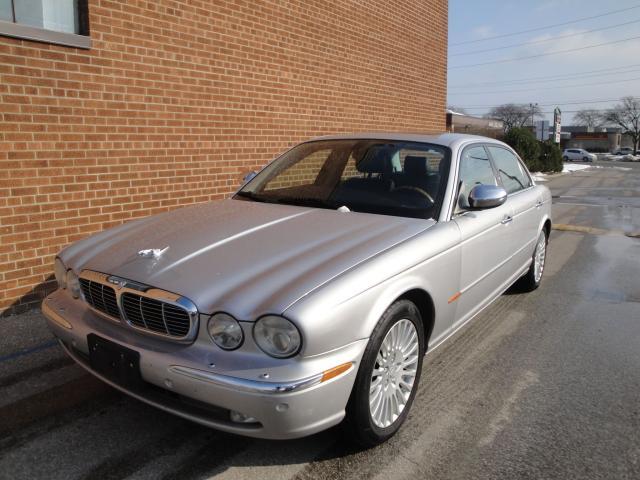 2005 Jaguar XJ NO ACCIDENTS /Vanden Plas