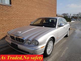 Used 2005 Jaguar XJ NO ACCIDENTS /Vanden Plas for sale in Oakville, ON