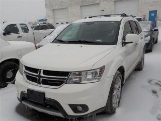Used 2014 Dodge Journey R/T for sale in Innisfil, ON