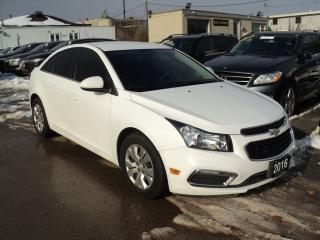 Used 2016 Chevrolet Cruze LT for sale in Oakville, ON