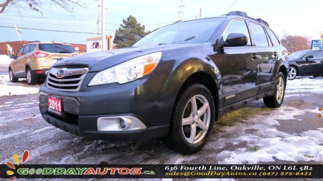 2011 Subaru Outback 2.5i Prem |NO ACCIDENT|AWD|BLUETOOTH|HEATED SEATS