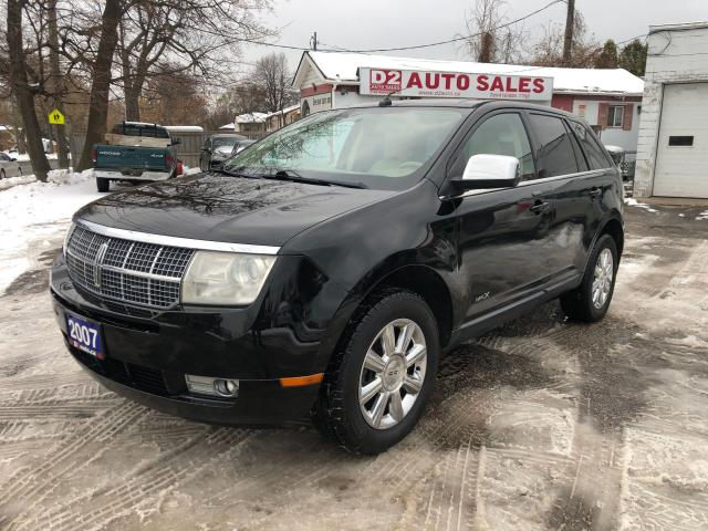 2007 Lincoln MKX AWD/Automatic/Leather/Panoramic Roof/Loaded