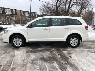 Used 2011 Dodge Journey Accident Free/1 Owner/Comes Certified/Automatic for sale in Scarborough, ON