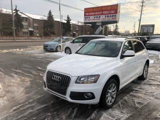 Used 2013 Audi Q5 2.0L for sale in Toronto, ON