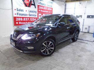 Used 2018 Nissan Rogue AWD SL w/ProPILOT Assist NAVIGATION NO ACCIDENT FA for sale in Oakville, ON