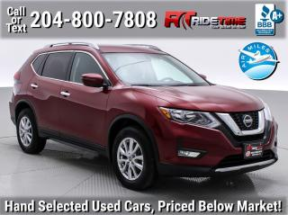 Used 2018 Nissan Rogue SV for sale in Winnipeg, MB