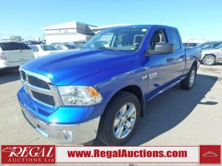 Used 2019 RAM 1500 CLASSIC SXT QUAD CAB SWB 4WD 5.7L for sale in Calgary, AB