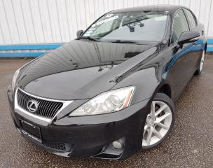 Used 2013 Lexus IS 250 AWD *LEATHER-SUNROOF* for sale in Kitchener, ON