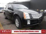 Photo of Black 2008 Cadillac SRX 4 4D UTILITY 4WD