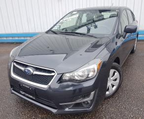 Used 2016 Subaru Impreza 2.0i AWD *BLUETOOTH* for sale in Kitchener, ON