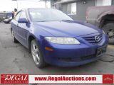 Photo of Blue 2004 Mazda MAZDA6