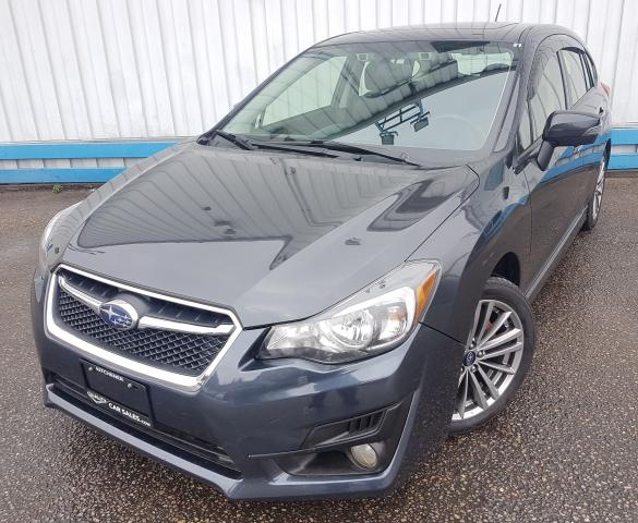 2016 Subaru Impreza 2.0i Limited AWD *LEATHER-SUNROOF*