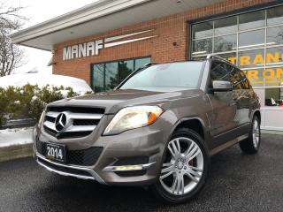 Used 2014 Mercedes-Benz GLK-Class GLK 250 BlueTEC for sale in Concord, ON