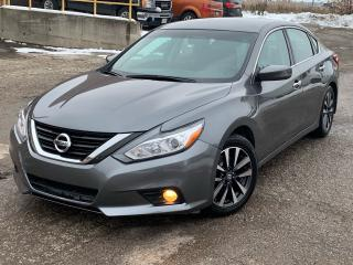 Used 2016 Nissan Altima SV for sale in Brampton, ON