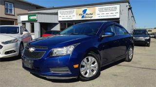 Used 2012 Chevrolet Cruze LT Turbo w/1SA for sale in Etobicoke, ON