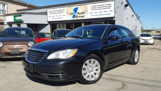 Used 2013 Chrysler 200 Touring Bluetooth, Remote start for sale in Etobicoke, ON