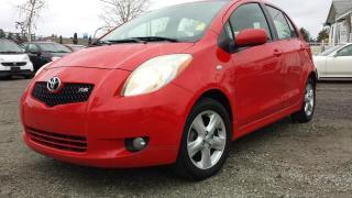 Used 2007 Toyota Yaris S for sale in West Kelowna, BC