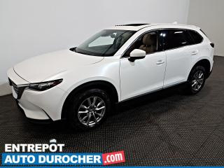 Used 2017 Mazda CX-9 GS-L AWD TOIT OUVRANT - A/C - Cuir - 7 Passagers for sale in Laval, QC