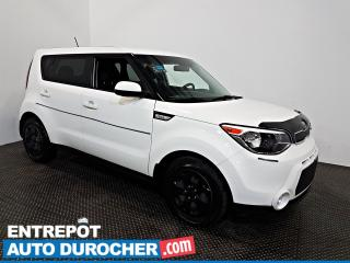 Used 2015 Kia Soul Automatique - AIR CLIMATISÉ - Groupe Électrique for sale in Laval, QC