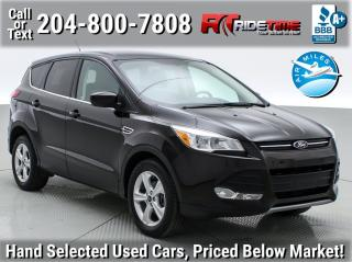 Used 2013 Ford Escape SE for sale in Winnipeg, MB