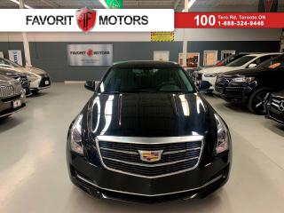 Used 2015 Cadillac ATS *CERTIFIED!*| AWD | LEATHER | BOSE SOUND| +++ for sale in North York, ON
