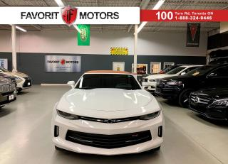 Used 2018 Chevrolet Camaro RS CONVERTIBLE **CERTIFIED!** |BACKUP CAM|ALLOYS| for sale in North York, ON