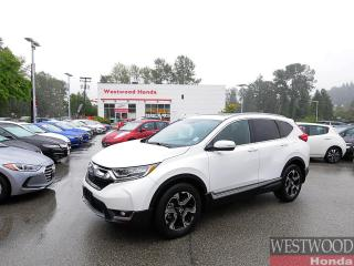 Used 2019 Honda CR-V Touring AWD for sale in Port Moody, BC