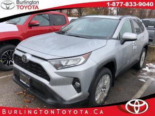 New 2020 Toyota RAV4 AWD XLE for sale in Burlington, ON