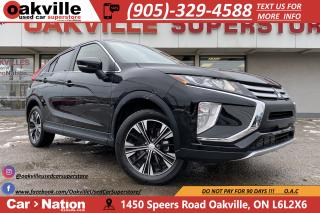 Used 2019 Mitsubishi Eclipse Cross ES S-AWC | B/U CAMERA | HEATED SEATS | CARPLAY for sale in Oakville, ON
