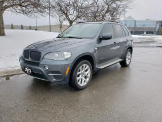 Used 2013 BMW X5 AWD 4dr 35i | Heads-Up Display | Navi | 2 Owner | Back-UP for sale in Vaughan, ON