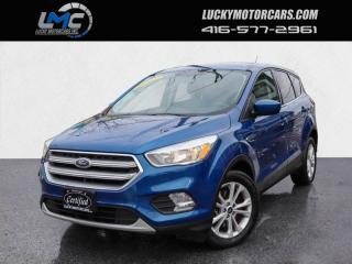 Used 2017 Ford Escape SE-BACK UP CAMERA-BLUETOOTH-HEATED SEATS-59KMS for sale in Toronto, ON