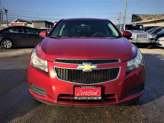 Used 2012 Chevrolet Cruze 4dr Sdn LT Turbo w/1SA for sale in Woodbridge, ON