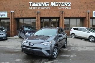 Used 2016 Toyota RAV4 LE I NO ACCIDENTS I REAR CAM I BIG SCREEN I HEATED SEATS I for sale in Mississauga, ON