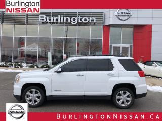 Used 2016 GMC Terrain SLE, ACCIDENT FREE, 1 OWNER & SNOW TIRES ! for sale in Burlington, ON