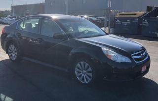Used 2011 Subaru Legacy AWD/NAVIGATION/LEATHER/SUNROOF/ONLY 177 KMS!!! for sale in Hamilton, ON