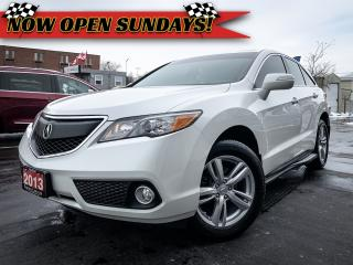 Used 2013 Acura RDX l SUN ROOF l NAV l HEATED LEATHER l for sale in Burlington, ON