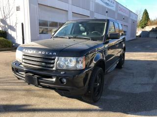 Used 2006 Land Rover Range Rover SPORT HSE for sale in Surrey, BC